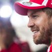 """Vettel a luci rosse nelle FP2: """"Ho qualcosa tra le gambe, ma non è ciò che pensate!"""""""