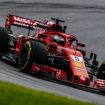 """Vettel rompe il muro dell'1'07"""" nelle FP3 del Brasile, Hamilton """"fuma"""" ma insegue"""