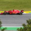 Ecco come Vettel ha rotto le bilance in Brasile (e si è preso 25.000 € di multa)