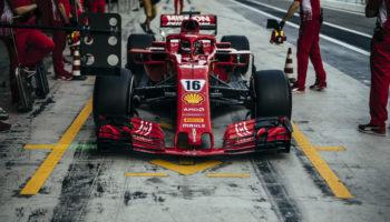Test Pirelli, Day 2: Leclerc davanti a tutti con la Ferrari, problemi per Giovinazzi