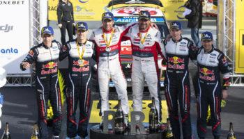 Alla ricerca di Loeb: M-Sport e Citroen si litigano l'alsaziano per il 2019