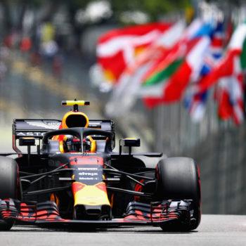 Le FP1 del Brasile vanno a Max Verstappen, ma ci sono 3 piloti in un decimo!