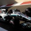 Le ultime FP3 dell'anno vanno ad Hamilton. Inseguono le Ferrari, si ferma Ricciardo