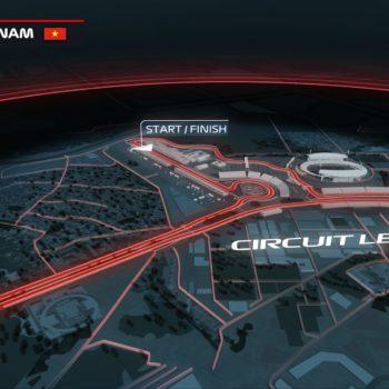 La F1 sbarca in Vietnam: ad Hanoi nel 2020 tra Nurburgring, Monaco e Suzuka