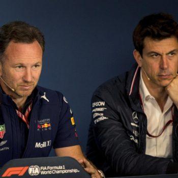 """Wolff: """"E' Ocon il nostro 3° pilota, sarà pronto per il 2020"""". E Horner invita a fargli capire le bandiere"""