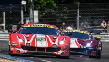 Ferrari a ranghi ridotti a Le Mans: nel 2019 non ci sarà la terza 488 in GTE Pro