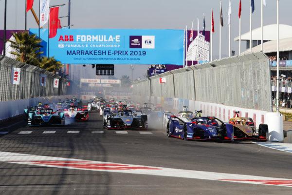 Joe Portlock / LAT Images / FIA Formula E
