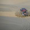 Le dune di Acari stravolgono la Dakar: sale Peterhansel, scendono Loeb e Sainz, fuori Barreda!
