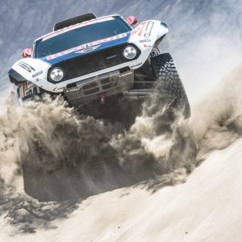 Peterhansel fa suo il Day 7 della Dakar, Al-Attiyah scappa. Brabec torna in testa!