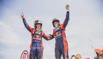 Nasser Al-Attiyah e Toby Price sono i Re della Dakar: a loro l'edizione 2019!