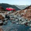La Jaguar E-Pace in 18 scatti: ecco la photogallery della nostra prova