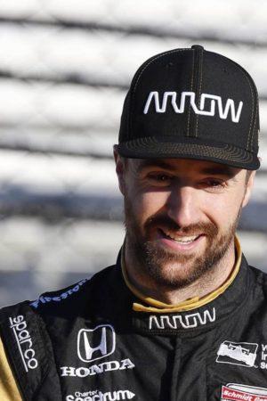 I primi test della IndyCar: Hinchcliffe davanti, Rosenqvist 7° ed Ericsson 8°