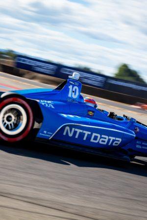 La Indy cambia title sponsor: arriva la tecnologia di NTT!