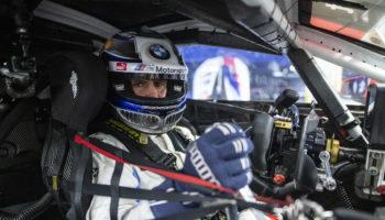 Alex Zanardi si prepara per la 24 Ore di Daytona: ecco com'è la sua procedura di cambio pilota