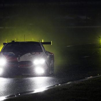Daytona con la pioggia faceva paura: ecco l'impressionante onboard della M8 GTE #25 di Farfus