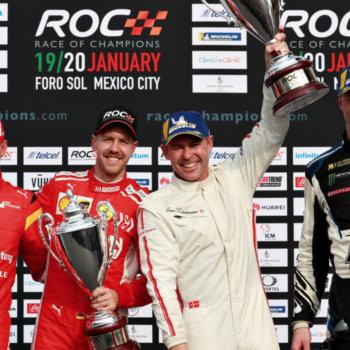 Vettel e Schumacher non arginano Kristensen: la Nations Cup della ROC va al Team Nordic