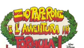 Quando i Paperi vinsero un GP: la miglior storia Disney sulla Formula 1
