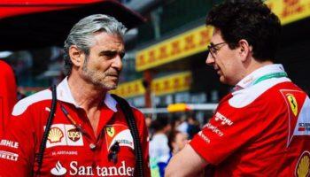 Rivoluzione in Ferrari: Binotto prende il posto di Arrivabene!
