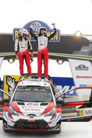 Tanak fa 30 in Svezia: gara e Power Stage dominate. L'estone vola così in testa al Mondiale