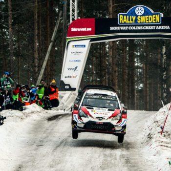Tanak irraggiungibile in Svezia, dietro di lui è lotta a 3 per il podio!