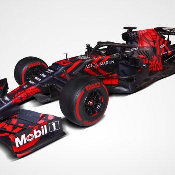 La Red Bull toglie i veli dalla RB15. Che scenderà in pista oggi assieme…alla Mercedes