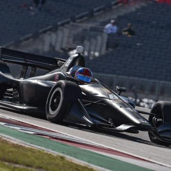 La IndyCar gira a Laguna Seca ed Austin: bene Honda e Colton Herta