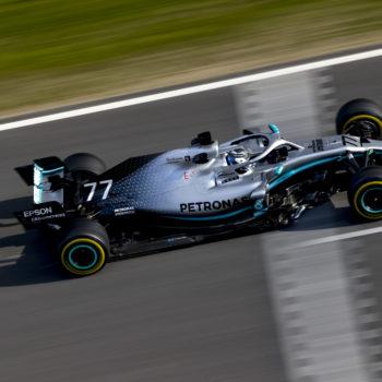 """Bottas: """"Come bilanciamento siamo sul filo del rasoio, la Ferrari ora sembra davanti"""""""