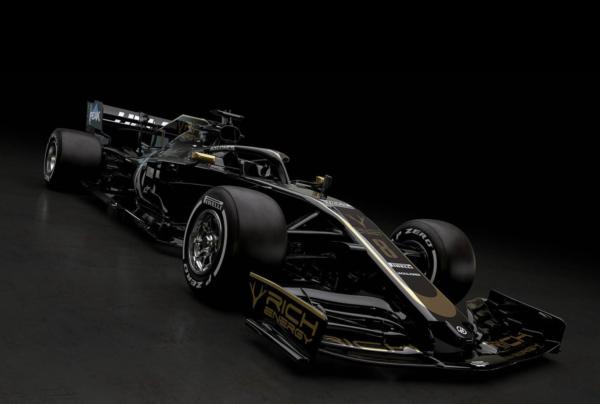 © Haas F1 Team