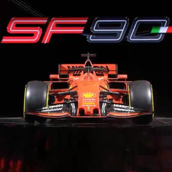Ferrari presenta la sua arma per il 2019: ecco a voi la SF90!