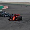 Vettel 1° e stakanovista a Barcellona: ha percorso 2 GP e mezzo! 2° Sainz, Mercedes fa 150 giri