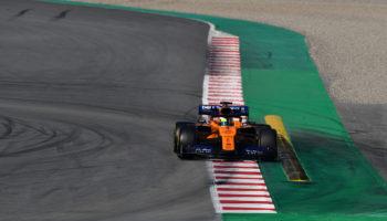 A Barcellona Norris si prende il Day 1. Problemi per Mercedes: sostituita la PU