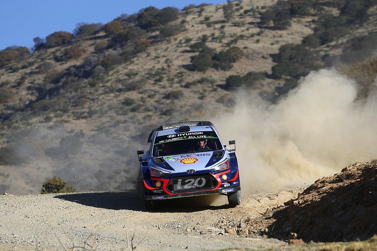 Con un Ott Tanak leader del Mondiale, è giunto il momento del Rally del Messico