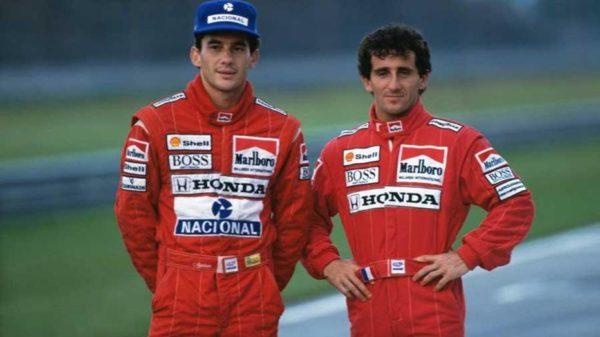 Senna Prost