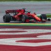 Nel Day 4 di Barcellona Vettel fa meglio di Leclerc. La W10 inizia a scoprirsi, si ferma l'Alfa