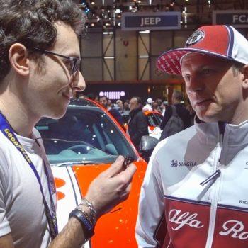 """Raikkonen: """"In F1 saremo vicini in tanti. Con Antonio mi trovo bene!"""""""