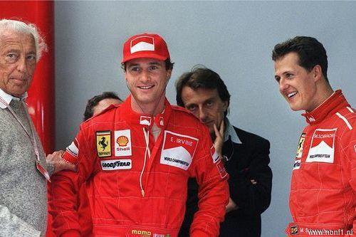 Irvine Ferrari