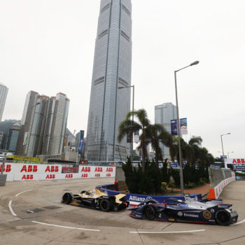 Bird tampona Lotterer e vince a Hong Kong! Mortara batte Di Grassi: è 2°