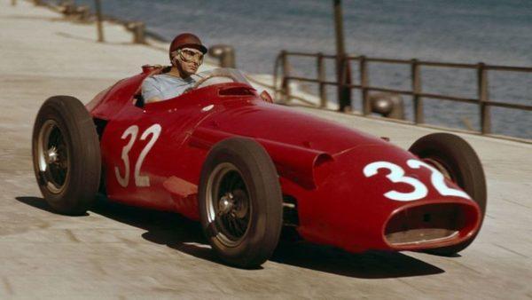 Fangio Ferrari