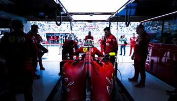 """Vettel: """"Dobbiamo lavorare sul telaio, ci sono cose della SF90 che non mi piacciono"""""""