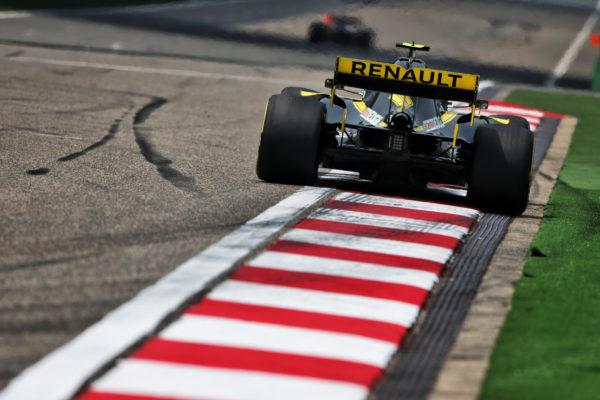 © Renault Sport F1 Press