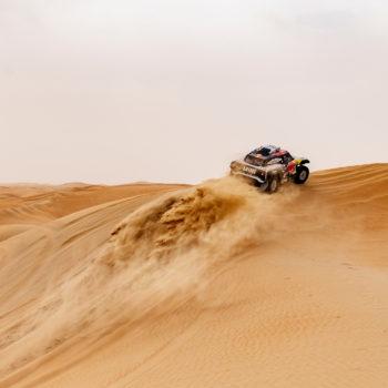 La Dakar saluta il Sud America: l'edizione 2020 si correrà in Arabia Saudita!