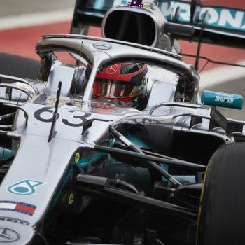 Russell e la Mercedes davanti a tutti nel Day 2 dei test in Bahrain. 3° Vettel, 5° Schumacher