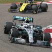 Bottas fa sue anche le FP3 della Cina, inseguono le Ferrari. Albon demolisce la STR15