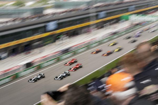 © Zak Mauger / LAT Images / Pirelli F1 Press Area