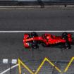"""Vettel: """"La mattina eravamo soddisfatti dell'auto, il pomeriggio no. Le gomme non lavorano bene"""""""