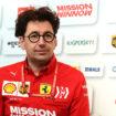 """Binotto: """"Con Leclerc c'è stato un errore di valutazione, non abbiamo considerato dei fattori"""""""