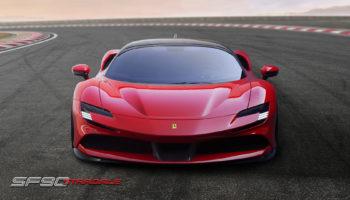 La prima ibrida Plug-in di Ferrari è spaventosa: ecco la SF90 Stradale da 1000 CV!