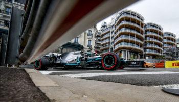 A Montecarlo la Pole Position se la prende Hamilton! 2° Bottas, disastro Ferrari