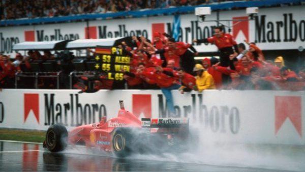 Schumacher Barcellona