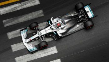 Nelle FP2 è monologo Mercedes: Hamilton precede Bottas, poi il vuoto